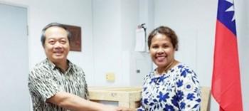 Taiwan donates equipment to help Palau monitor mercury
